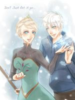 See? Just let it go... by DiWine-Waro