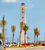 Mahahual lighthouse by sequential