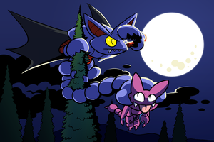 The Gligar Family