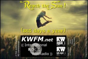KWFM.net _ Reach the Sun ! (1) by KWFMdotnet