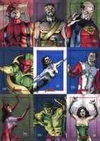 Marvel Greatest Heroes 3 by jeh-artist
