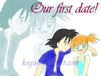 Our first date by Kogun