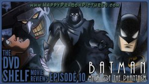 Batman: Mask of the Phantasm by happydragonpictures
