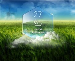 In The Air 2 for xwidget by Jimking