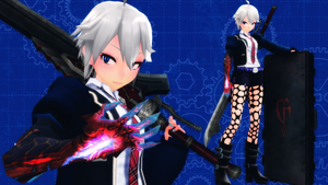 [MMD] Reno     for DL by AbyssLeo
