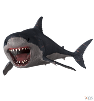 The Depth - Megalodon by MrUncleBingo