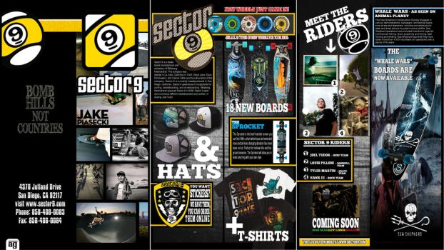 Sector 9 Brochure by Anthos92