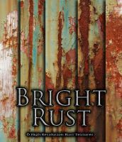 Bright Rust Texture Pack by RobynRose