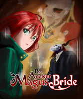 Ancient Magus Bride by lucentfong