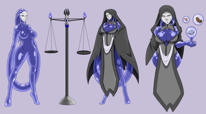 Faulty Apprentice Merchant Design: Panthea by GlassTrinity