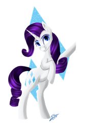Rarity by Speed-Chaser