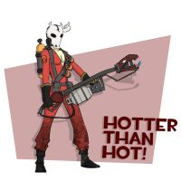 Hotter than Hot by SkipperLee
