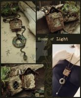 House of Light - Hidden Series by LuthienThye