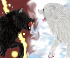 Good Vs. Evil Contest by TheWillowThatWeeps