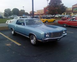 1970 Chevrolet Monte Carlo by Shadow55419