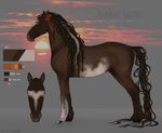 Sunset Bey Adopt - sold! by magtox