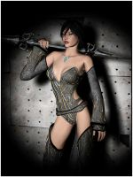 Soldier of Decay by evilpoisongirl
