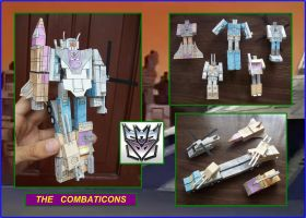 DECEPTICON-COMBATICONS-MADE-IN-PAPER by Paperman2010