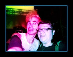 Jimmy Urine and Me by GothyLox