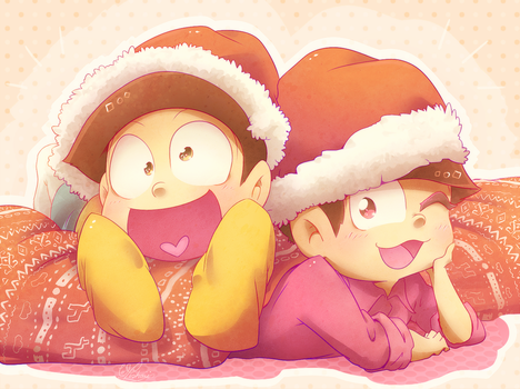 CHRISTMATSU!! by Umishaii