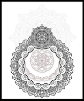 Mandala series02 by Marce3