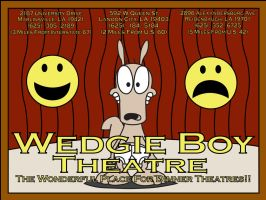 Wedgie Boy Theatre Ad by Musgrave322