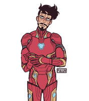 iron dad by Fuluv