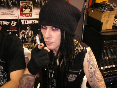 Wednesday 13 by zeldam