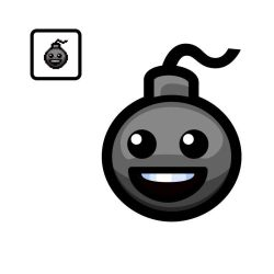 Vectorized Isaac #60: Mr. Boom by giftedscholar