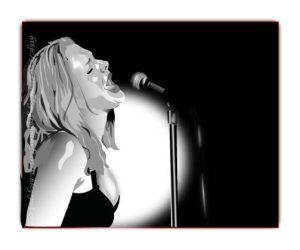 Storm Large by VickiBeWicked