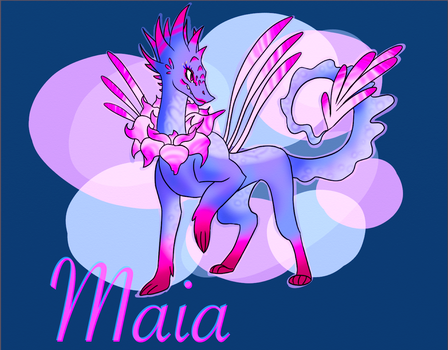 Maia by Sparkgon