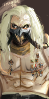 immortan night sketch by artmunnn