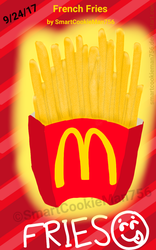 French Fries by SmartCookieMan756