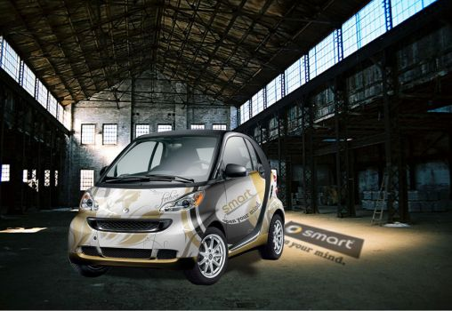 Smart Car Fortwo by InnovativeKreations