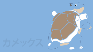 Blastoise by DannyMyBrother