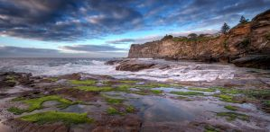 The Rock Shelf at Bangalley by MarkLucey