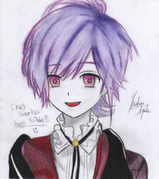 Kanato Sakamaki by ChristARG