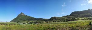 Le Pouce Base Panorama by carrotmadman6