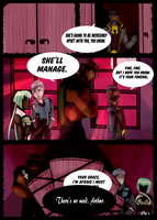 End of Credits Page 1 by ColorInPlatinum