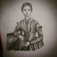 Emily Dickinson  by EMlux