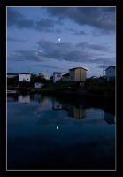 Burgeo Moonlight by spidercuffs
