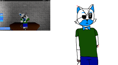 Withered Caydence by EpicGamer4life