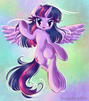 Twilight Sparkle by ChaosAngelDesu