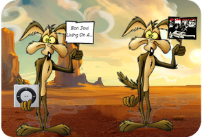 Wile E. Coyote by kossza