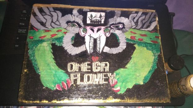 Omega flowey 2 finished by demypeace