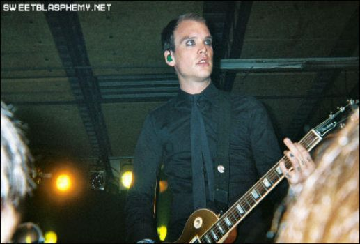 Alkaline Trio Live - 1 by thecitythatday