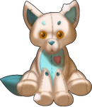 Toko Teddy-Wolf by TokoTime
