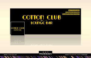 Cotton club - FB cover + pic-2 by R1Design