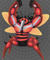 Buzzwole IN COLOR!