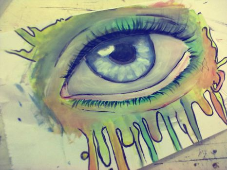 I see the world in your eyes by xxxxmel